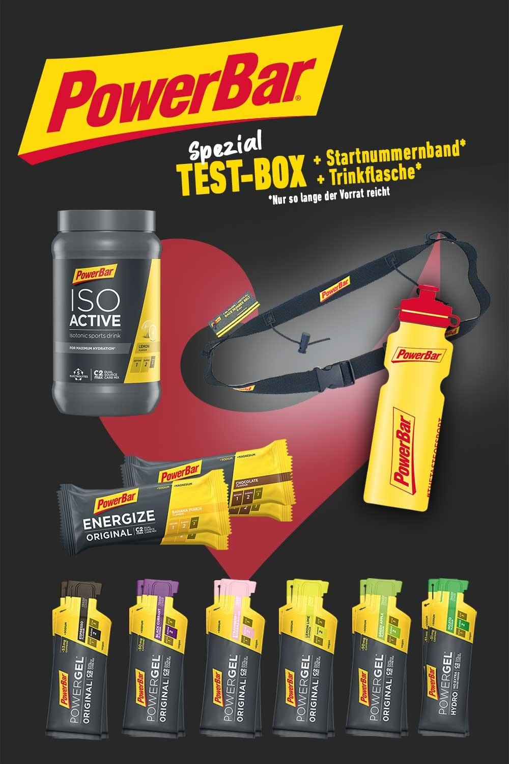 Limited Edition - PowerBar Test-Package 2021-1