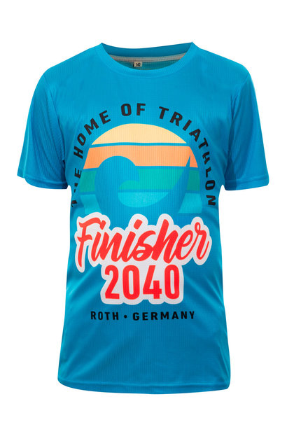 Kinder Shirt Finisher 2040