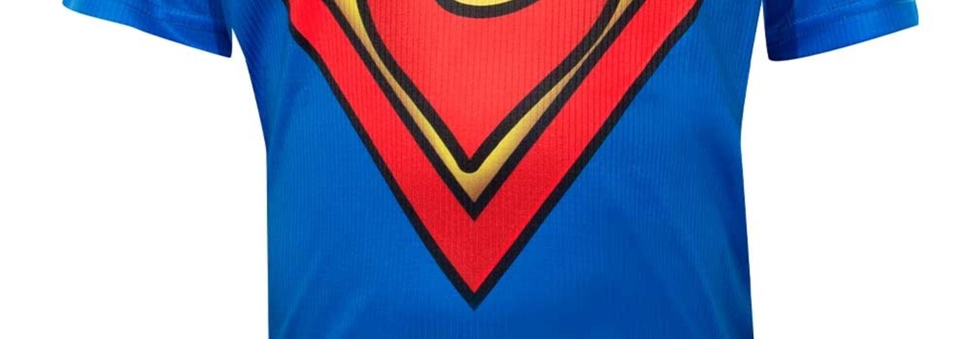Kinder Shirt Superhero