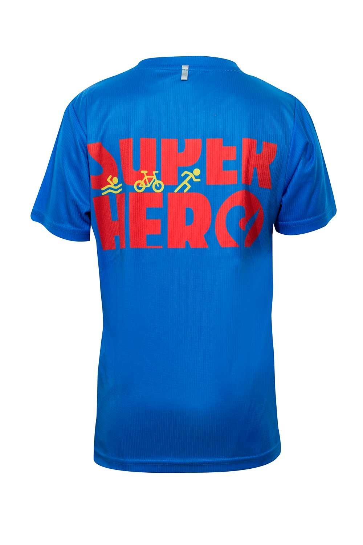 Kinder Shirt Superhero-2