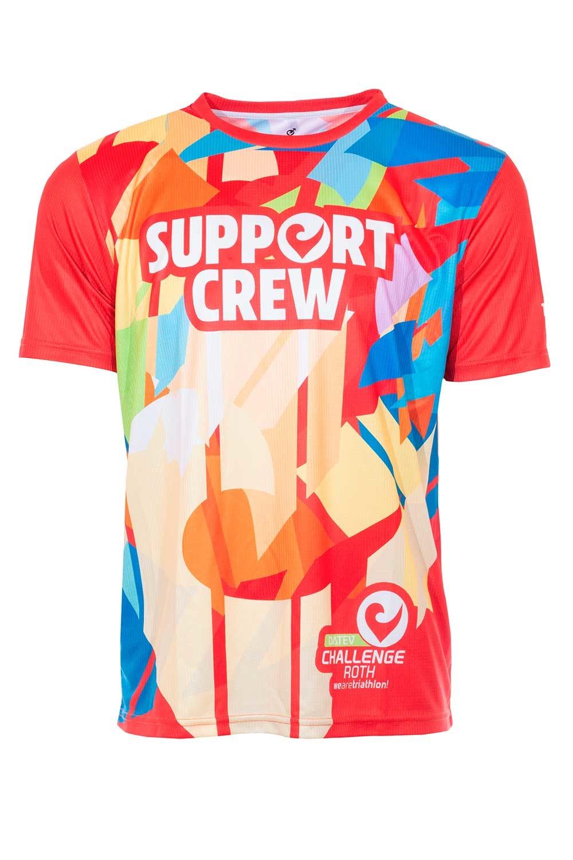 Support Crew - Funktionsshirt-1
