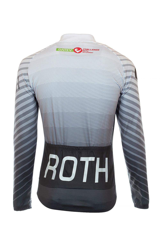 Long Sleeve Bike Jacket Roth Reflection-2