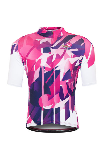Performance Radtrikot Colour Explosion