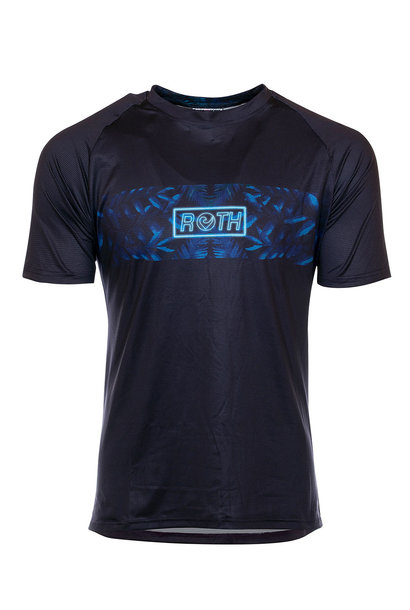Running Shirt Midnight Blue