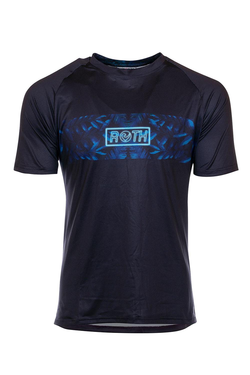 Laufshirt Midnight Blue-1