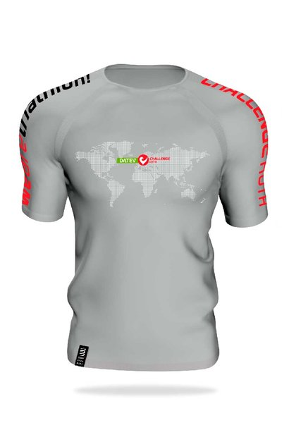 Kompressionsshirt Heart of the Triathlon World
