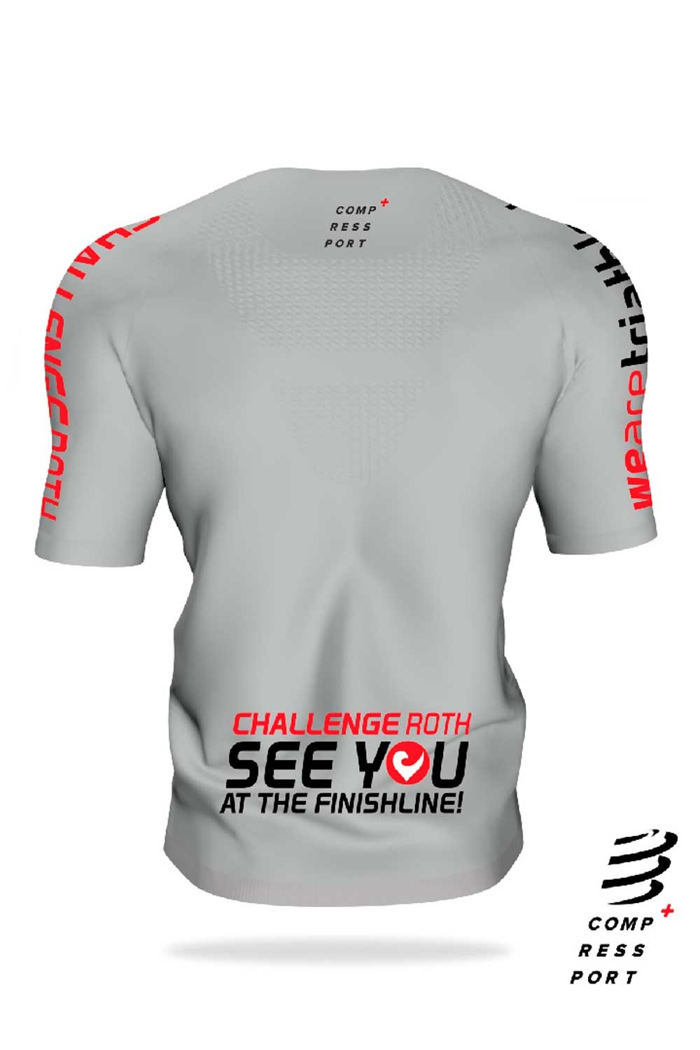 Compression Shirt Heart of the Triathlon World-2