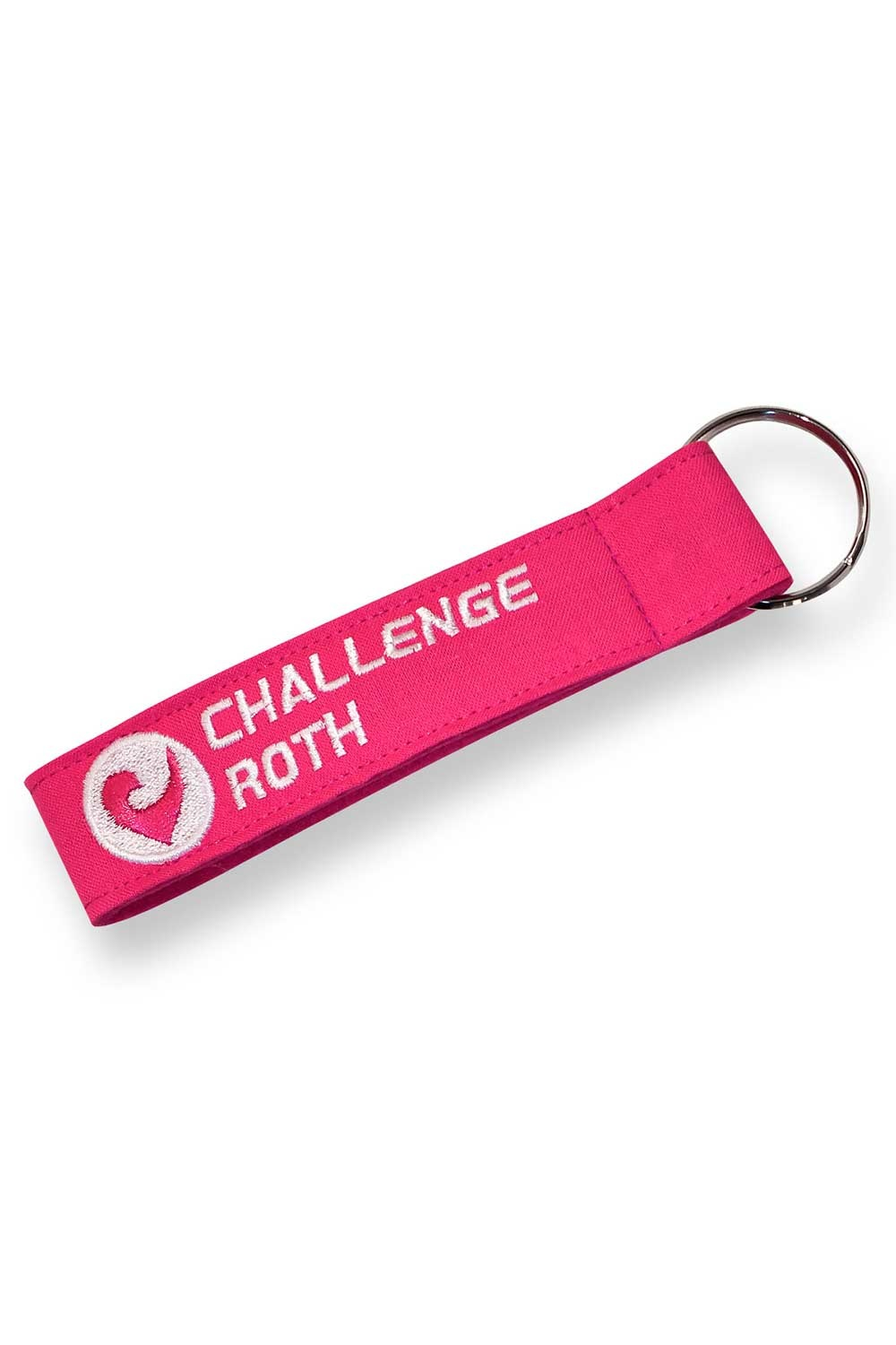 Challenge Key Chain in Pink-1