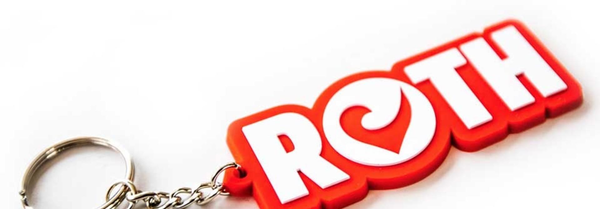 Key Chain ROTH