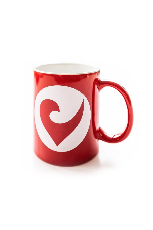 Kaffeetasse rot-1