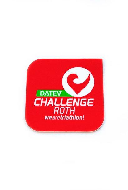 Aufkleber Logo DATEV Challenge Roth hoch