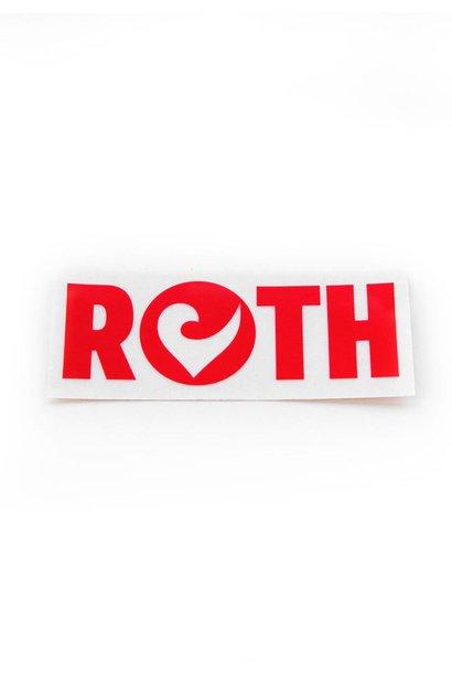 Sticker ROTH