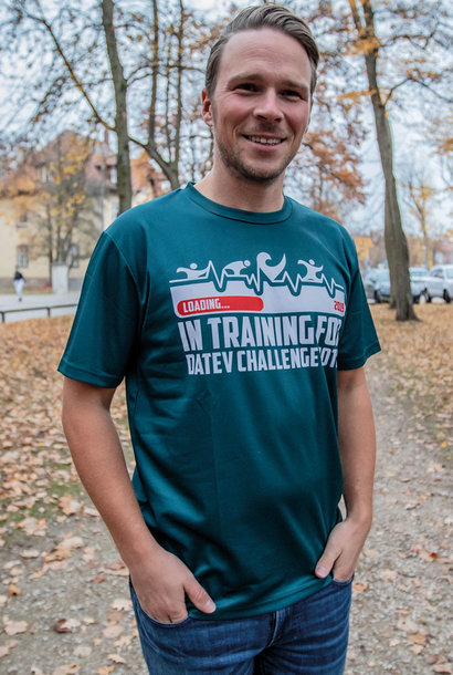 "T-Shirt ""In training for 2019"""