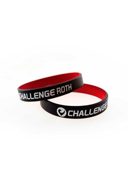 Armband Challenge Roth schwarz