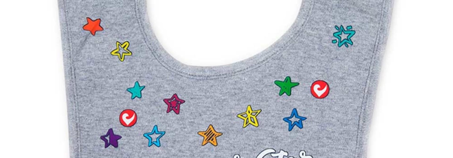 "Babybib ""I am your star"""
