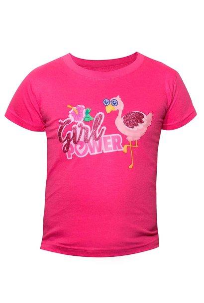 Kids Shirt Girl Power