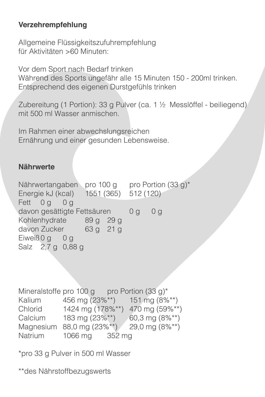 PowerBar Isoactive - Lemon-3