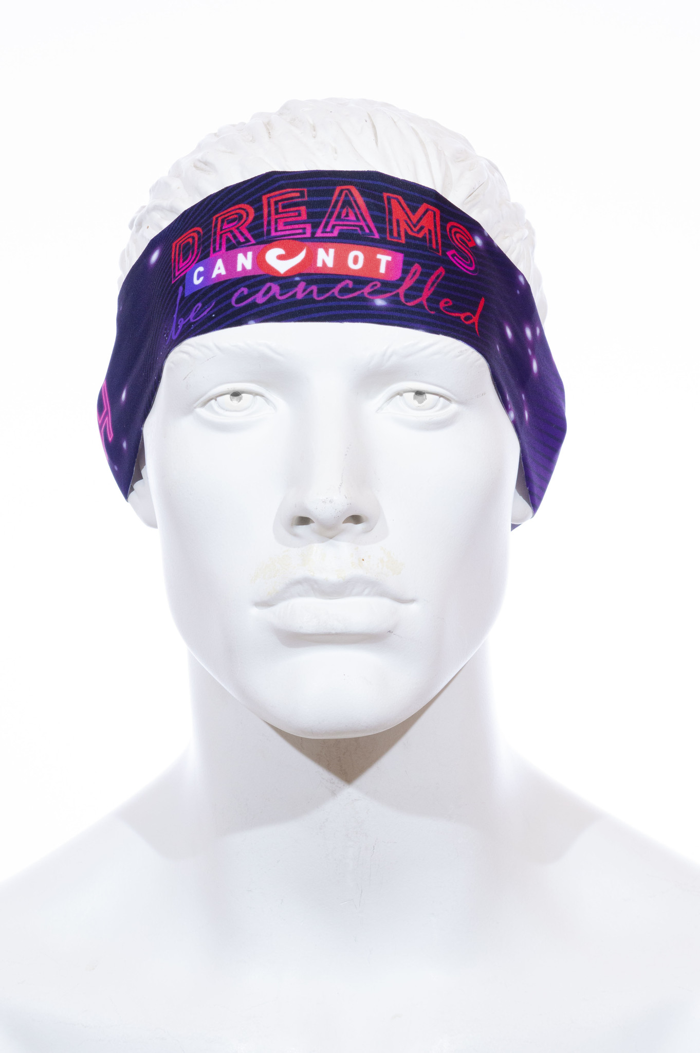 Functional Headband Dreams cannot be cancelled-1