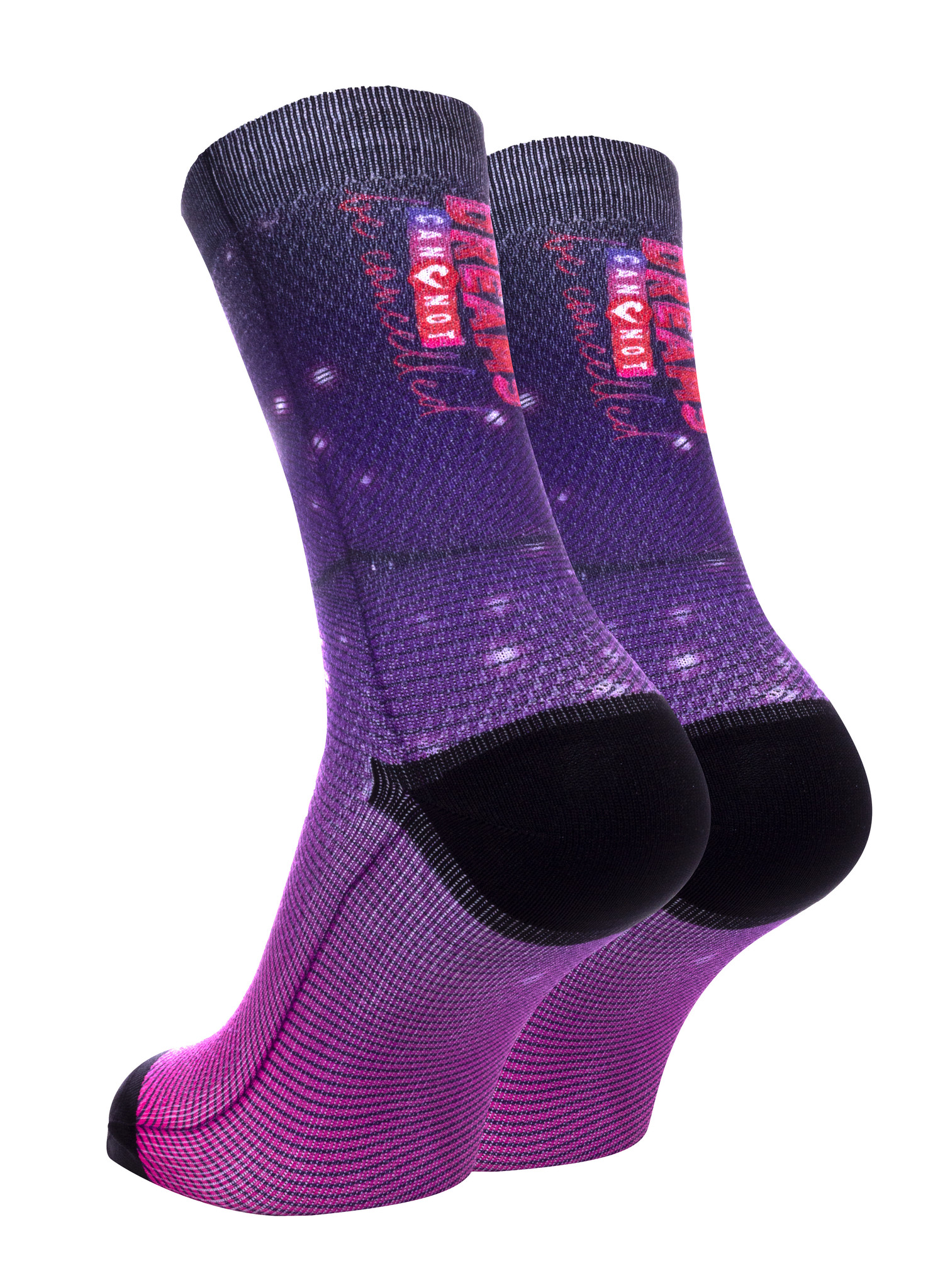 Performance Socks Dreams cannot be cancelled-2