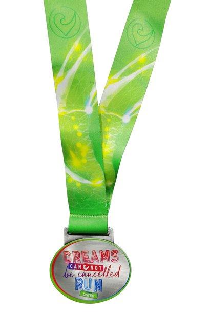 Medaille Dreams-Run