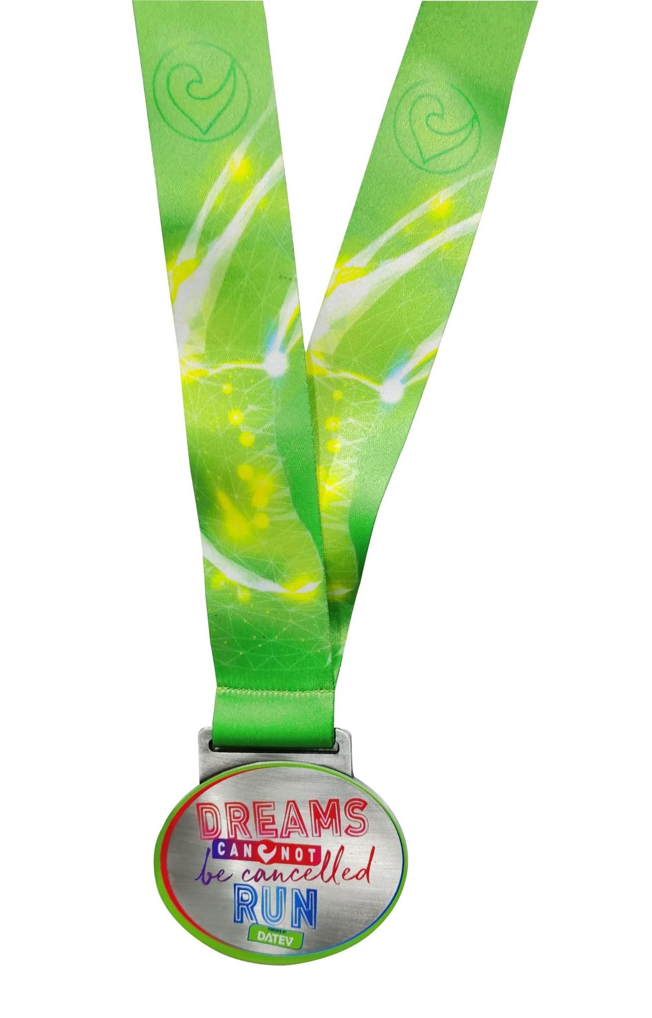Medaille Dreams-Run-1