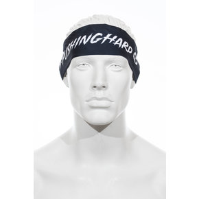 Functional Headband Pushing Hard