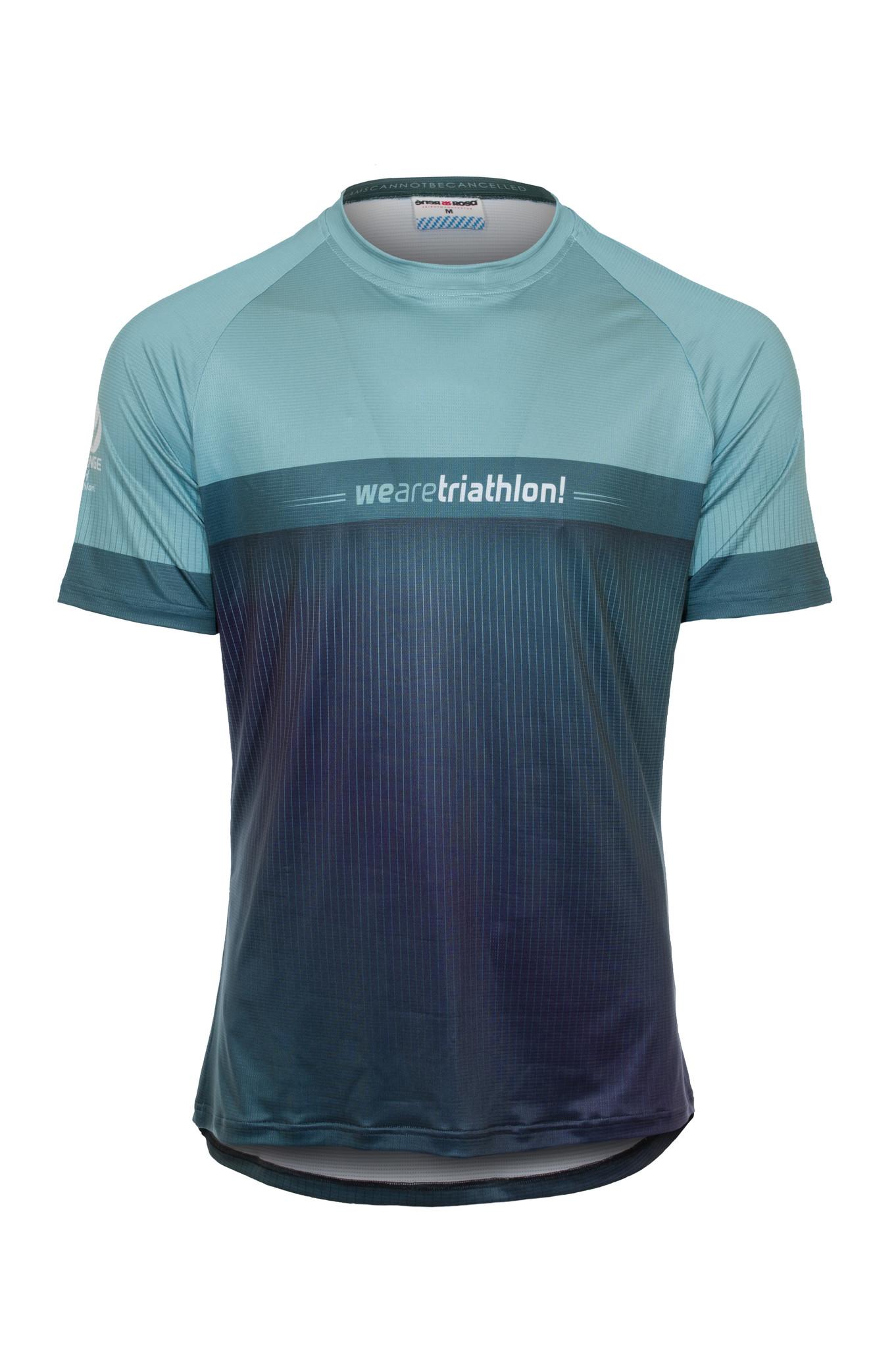 Shortsleeve Running Shirt Boost-1