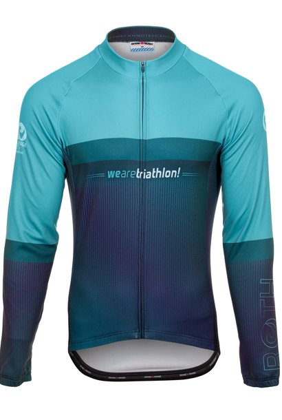 Long Sleeve Bike Jacket Boost