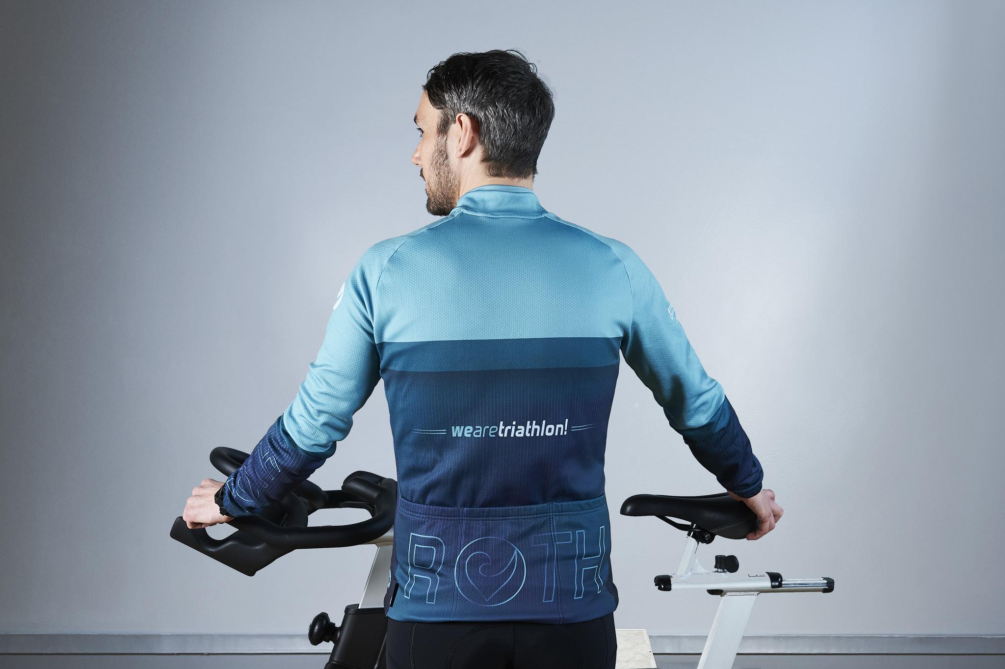 Long Sleeve Bike Jacket Boost-5