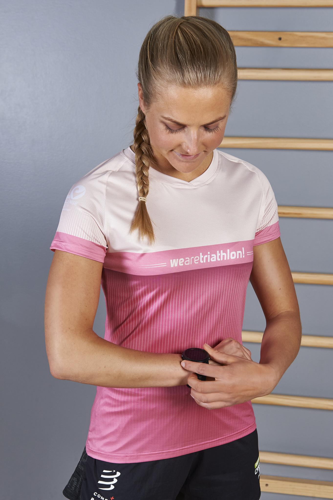 Shortsleeve Running Shirt Spirit-4