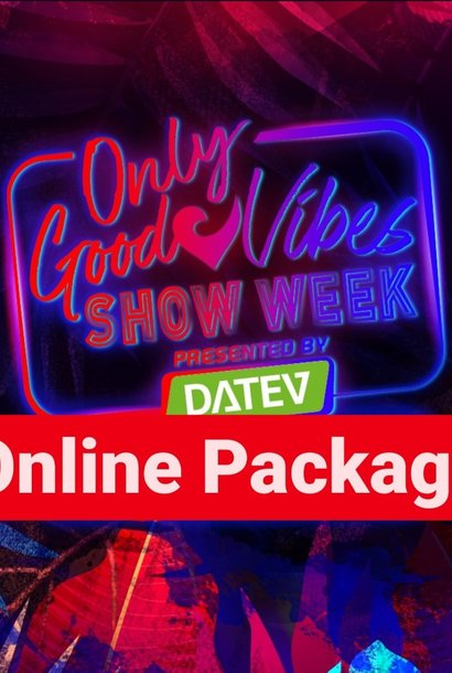 Only Good Vibes Online-Package