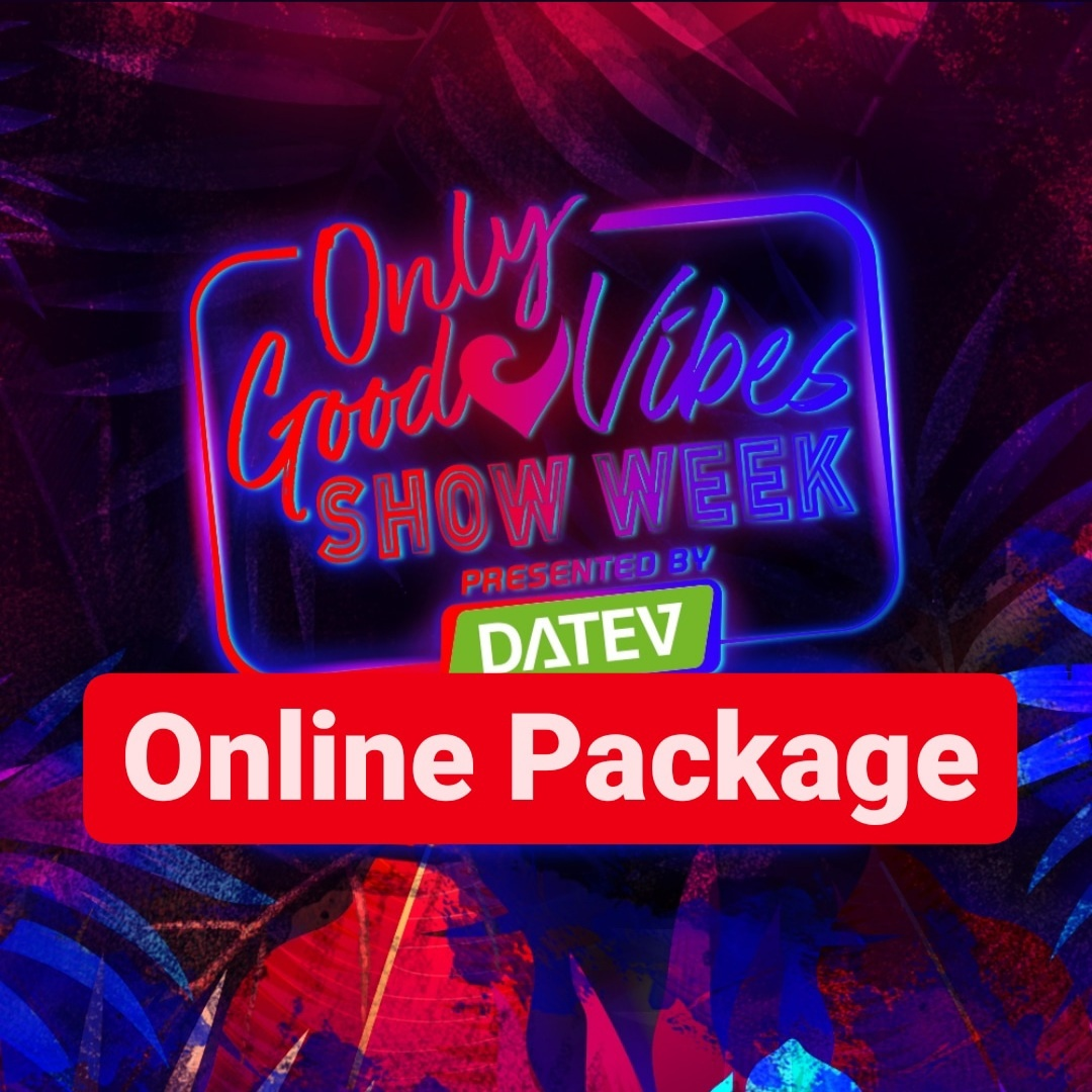 Only Good Vibes Online-Package-1
