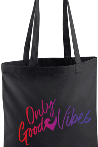Good Vibes Only Tasche