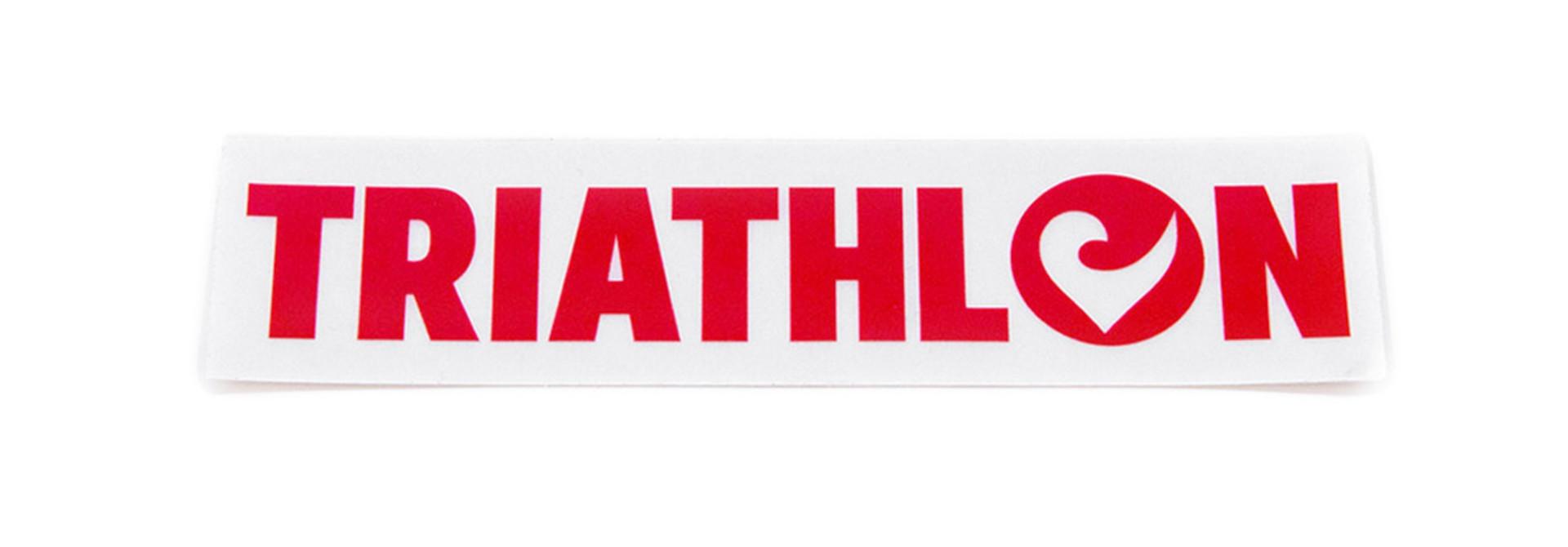 Sticker TRIATHLON
