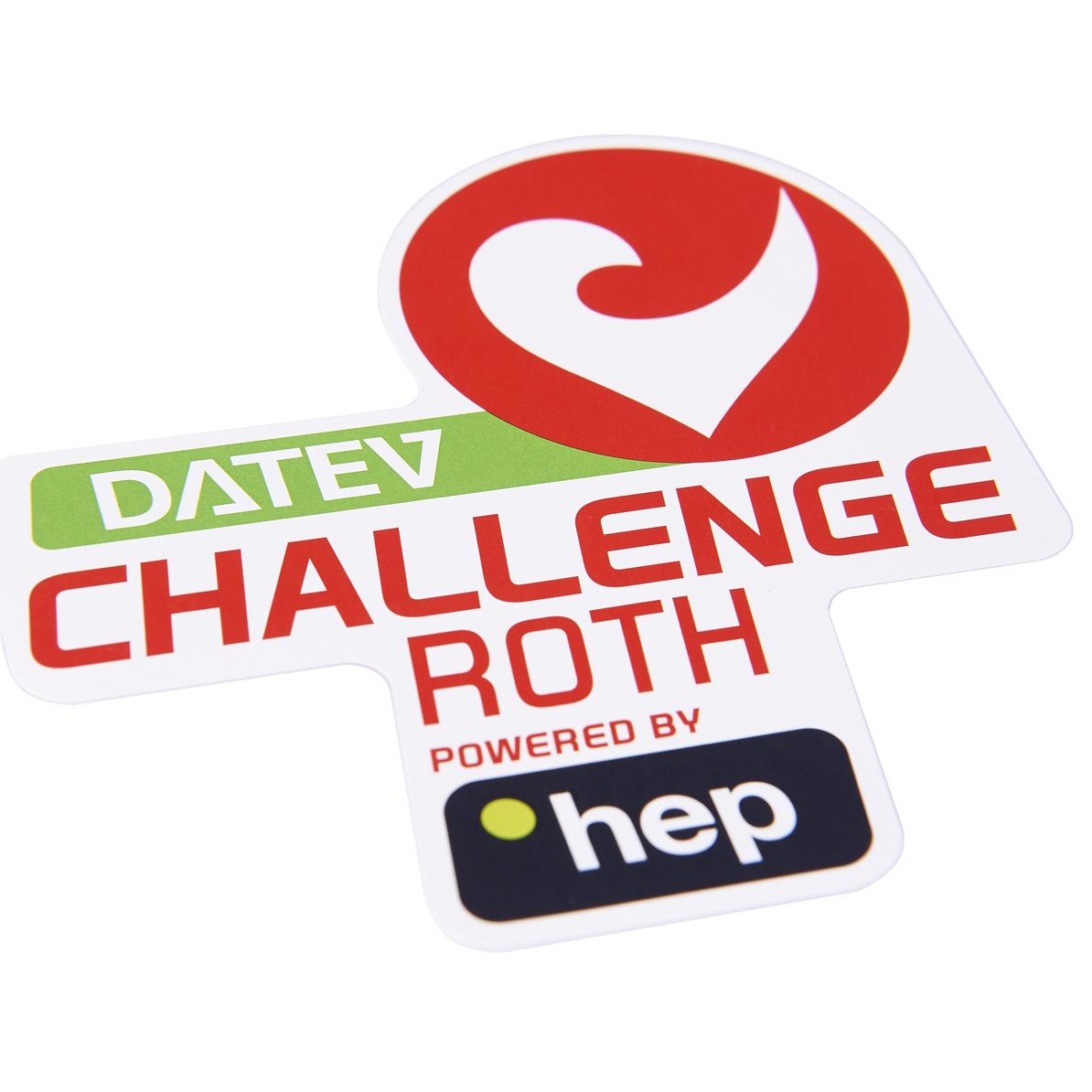 Sticker DATEV Challenge Roth powered by hep big-2