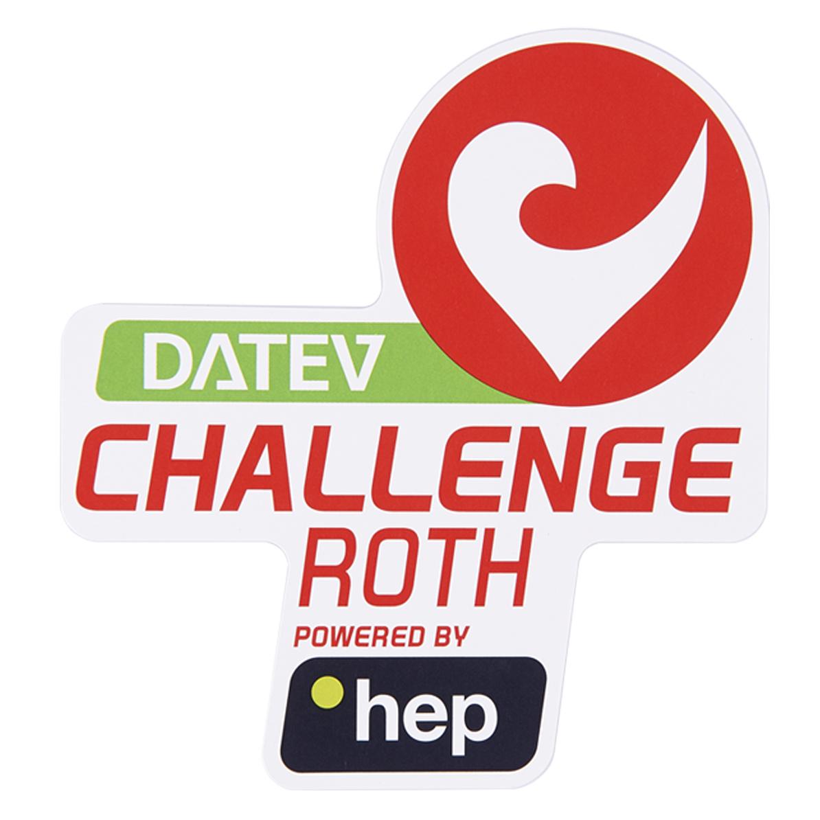 Sticker DATEV Challenge Roth powered by hep big-1
