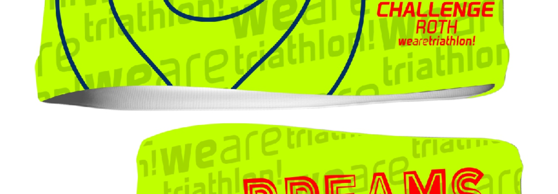 Headband gelb 2021