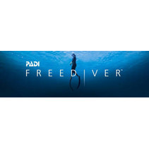 PADI Free diver cursus