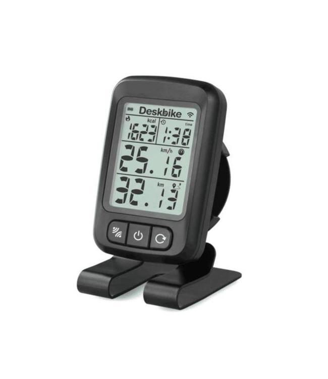 DeskBike remote display