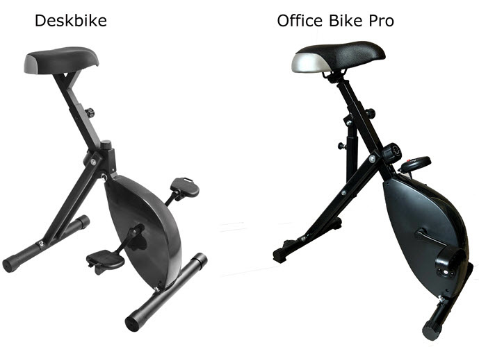 Deskbike vs Office Bike Pro