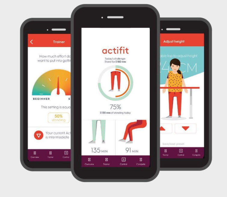 Actifit app