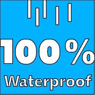 Stoepbord Poster 70 70x100 cm. 100% waterdicht