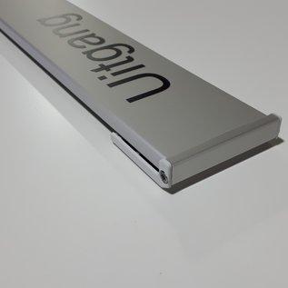 Huismerk Wegwijsbord Richtingsbord totaalmaat 41x6.2 cm