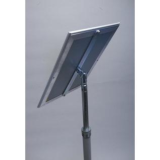 Standaard A4 flexibel stand en hoogte verstelbaar