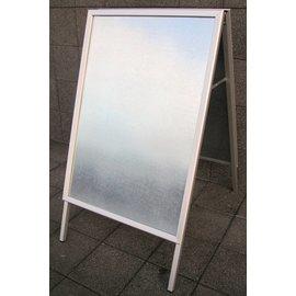 Stoepbord Budget 50x70 cm (B2 papiermaat)