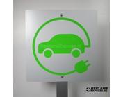 Opladen electrische auto