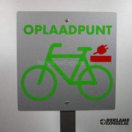 Opladen E-Bikes bord