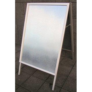 Stoepbord Budget 70x100 cm. Postermaat B1