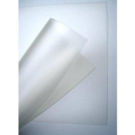 Beschermvel 29,7 x 42 cm. (A3) per stuk