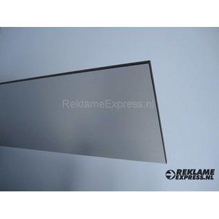 Parkeerbord Gereserveerd wit 15x50 cm